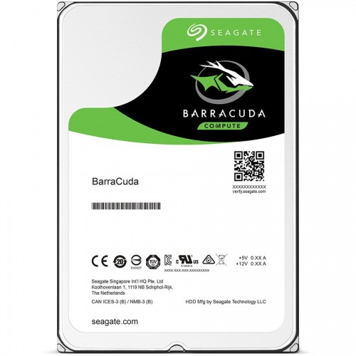 Seagate Mobile Barracuda25 Guardian 1TB, 128MB, 54..