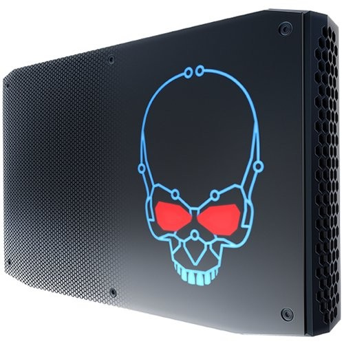 Intel Unlocked and VR-ready NUC 8th Gen, Core i7-8..