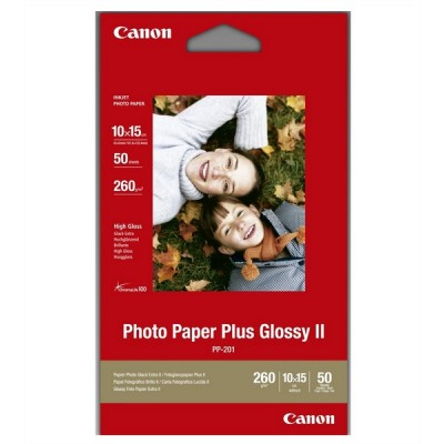 Canon Photo Paper Plus PP201 10x15 - 50L