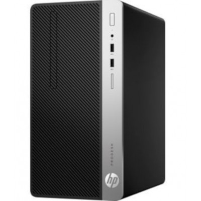 HP ProDesk 400 G5 MT, Intel Core i3-8100, RAM 8GB, HDD 500GB, VGA Intel UHD, DVD-RW, FreeDOS
