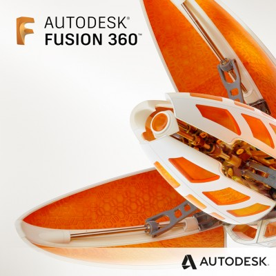 AutoDesk Fusion 360 CLOUD Commercial