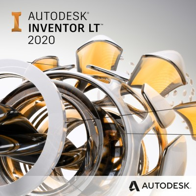 AutoDesk Inventor LT 2020 Commercial