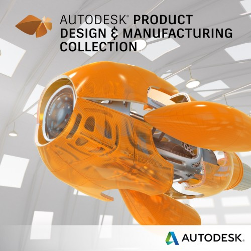 AutoDesk Product Design & Manufacturing Collection..