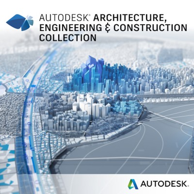 AutoDesk Architecture Engineering & Construction Collection IC jedan korisnik