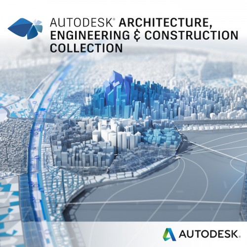 AutoDesk Architecture Engineering & Construction C..