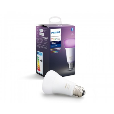 Philips HUE žarulja, boja, E27, bluetooth