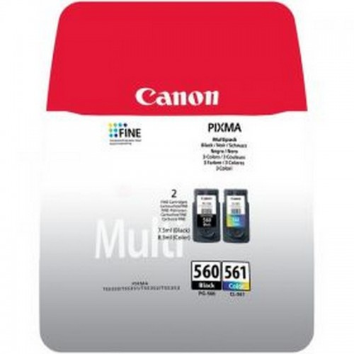 Canon tinta PG-560 + CL-561 multipack