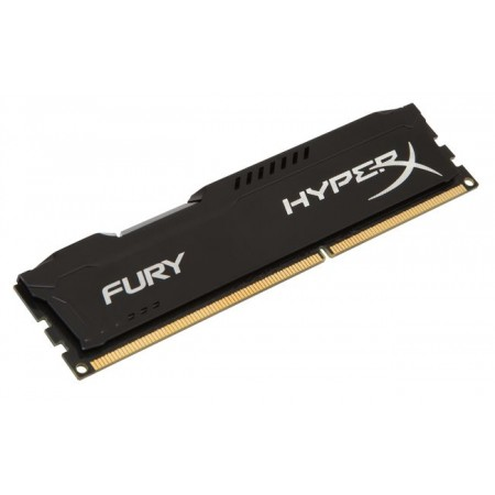 Kingston HyperX Fury Black DDR3, 8GB, 1866MHz