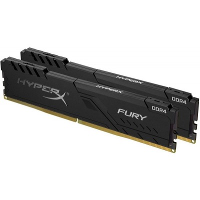 Kingston HyperX Fury DDR4, 16GB (2x8GB), 3200MHz