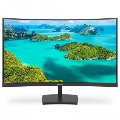 "Philips 241E1SCA, LCD, 23.6"", VGA, HDMI, 75Hz,"