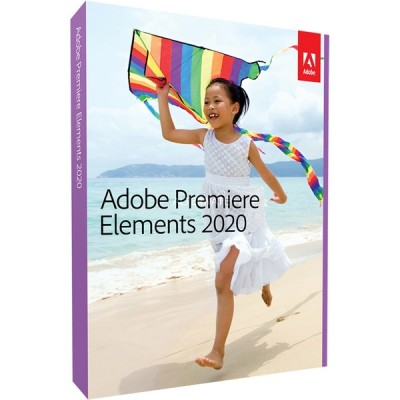 Adobe Premiere Elements WIN/MAC IE licenca nadogradnja