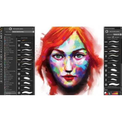 Corel Painter elektronička licenca, Win/Mac