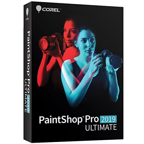 Corel PaintShop Pro elektronička licenca