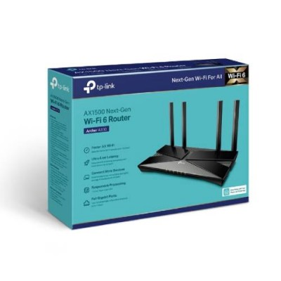 TP-Link Archer AX10, AX1500 Wi-Fi 6 Router