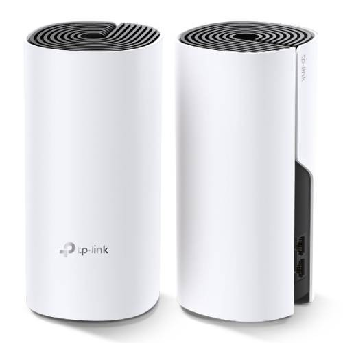 TP-Link Deco M4 Whole-Home Mesh Wi-Fi System 2 pac