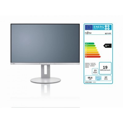 Fujitsu B27-9 TE, LED 27˝, IPS, FHD, USB, DP, HDMI, integrirani zučnik60Hz