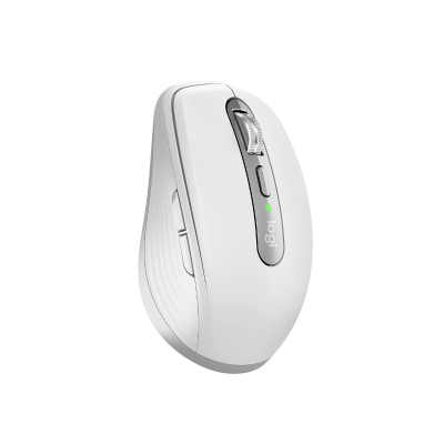 Logitech MX Anywhere 3 bežični miš+BT, sivi