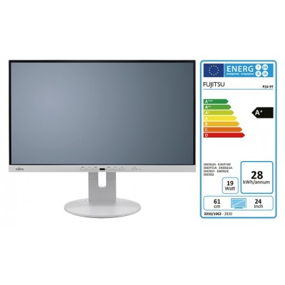 Fujitsu P24-9 TE, LCD 24'', IPS, Full HD, USB-C, HDMI, DP, VGA, 60Hz