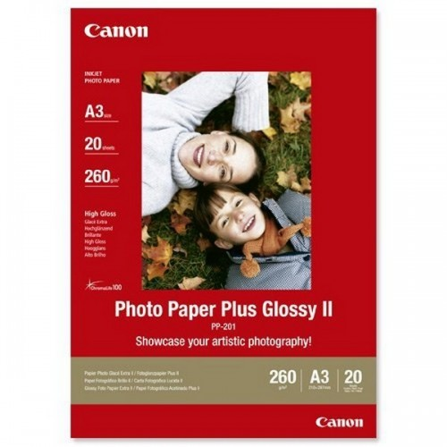 Canon Photo Paper Plus PP201 - A3 - 20L