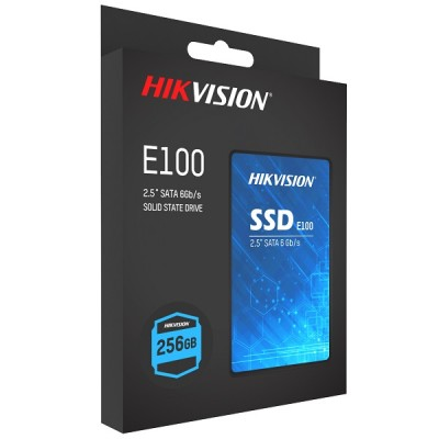 Hikvision SSD E100, 256GB, R550/W450, 7mm, 2.5˝