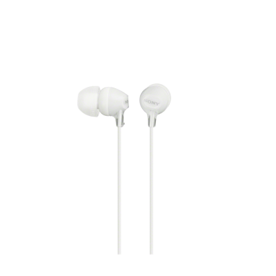 Sony EX15LPW slušalice in-ear 9 mm bijele