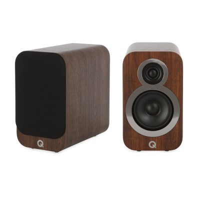 Q Acoustics 3010i english walnut, HiFi bookshelf zvučnici
