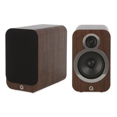 Q Acoustics 3020i english walnut, HiFi bookshelf zvučnici