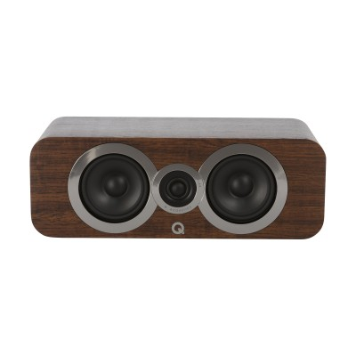 Q Acoustics 3090Ci english walnut, HiFi centralni zvučnik