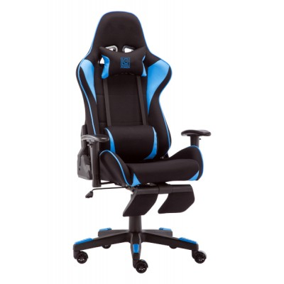 LC-Power LC-GC-702BB-FF, gaming stolica, crno - plava