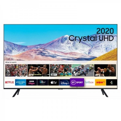 Samsung UE50TU8072, 127cm ( 50'' ), Ultra HD, 4K , DVB-T2/C/S2, HDR10, Ambient Mode, Smart TV