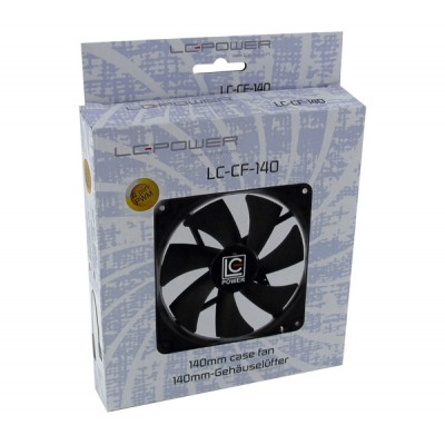 LC-Power LC-CF-140, 140mm ventilator