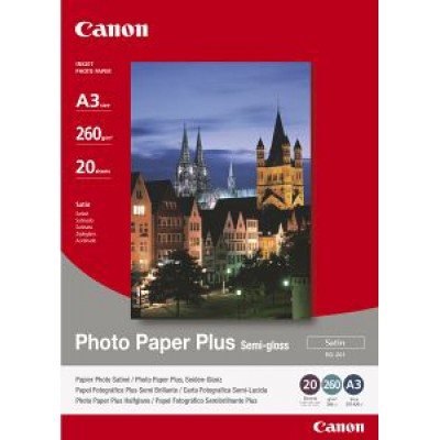 Canon Photo Paper Plus SG201 - A3+ - 20L