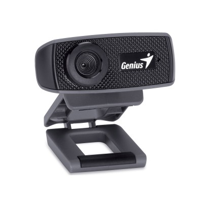 Genius FaceCam 1000X, 720p, HD web kamera, crna